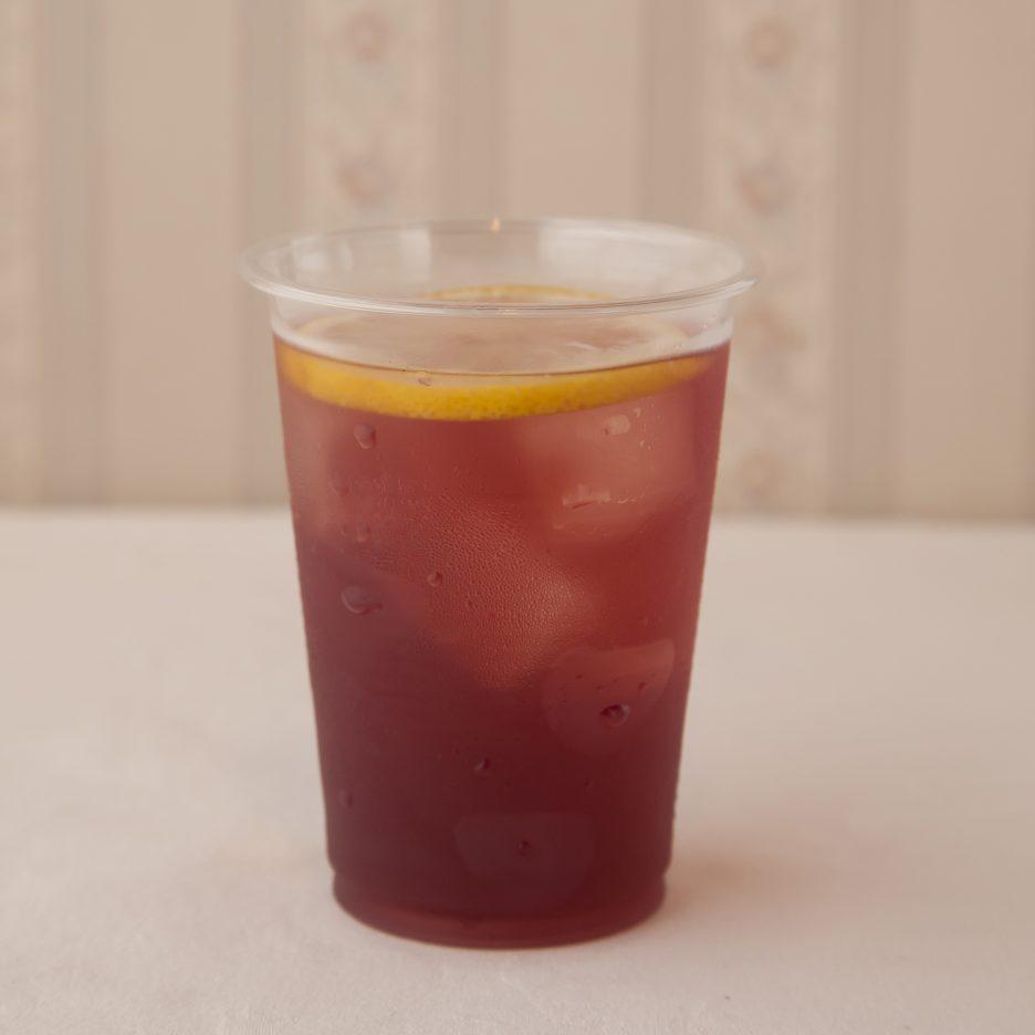 広島会場-30 hiroshima   焼酎甲類をグラス1/3程度注ぐ 氷を2~3個入れる PONグレープジュースを1/3程度注ぐ、 クランベリージュースを適量注ぐ、 レモンジュースを適量注ぐ、 レモンスライスを浮かべて出来上がり    焼酎:樹氷 PONグレープジュース クランベリージュース レモンジュース レモンスライス