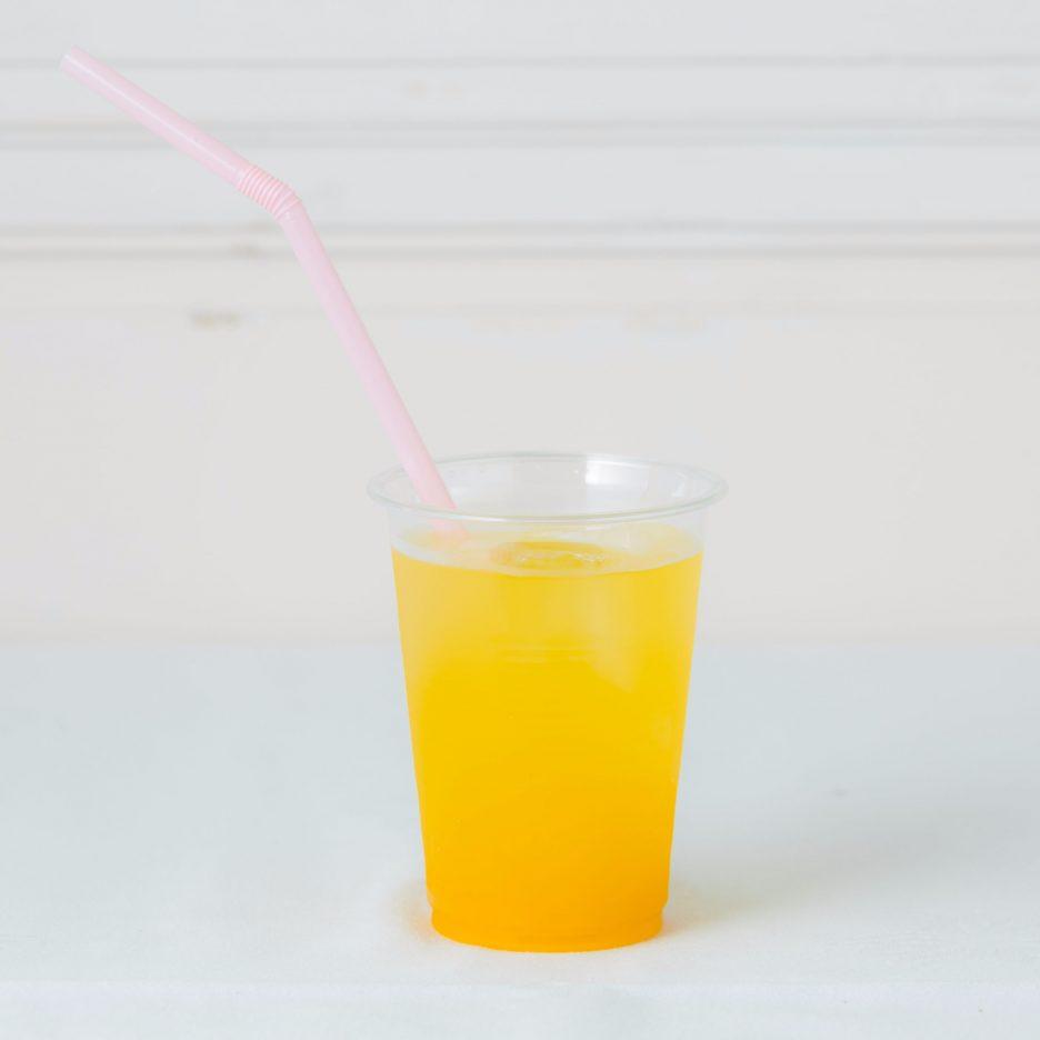 松山会場-05 matsuyama   焼酎甲類をグラス1/3程度注ぐ 氷を2~3個入れる マンゴージュースを1/3程度注ぐ ソーダで満たして出来上がり    焼酎:NIPPON マンゴージュース ソーダ